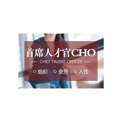 首席人才官(CHO)高级研修班
