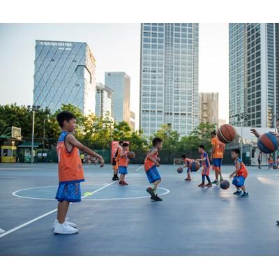 篮球体验课