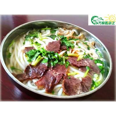 贵州花溪牛肉粉技术培训包教包会