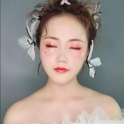 深圳龙华龙岗化妆培训-中韩国际彩妆交流全能班